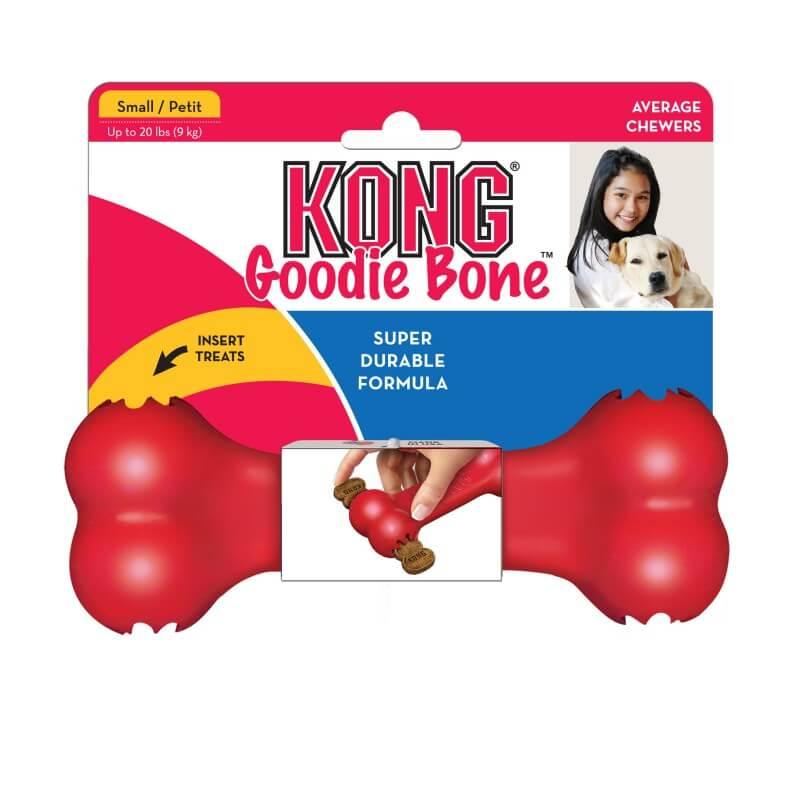 Kong Goodie mänguasi kont koertele