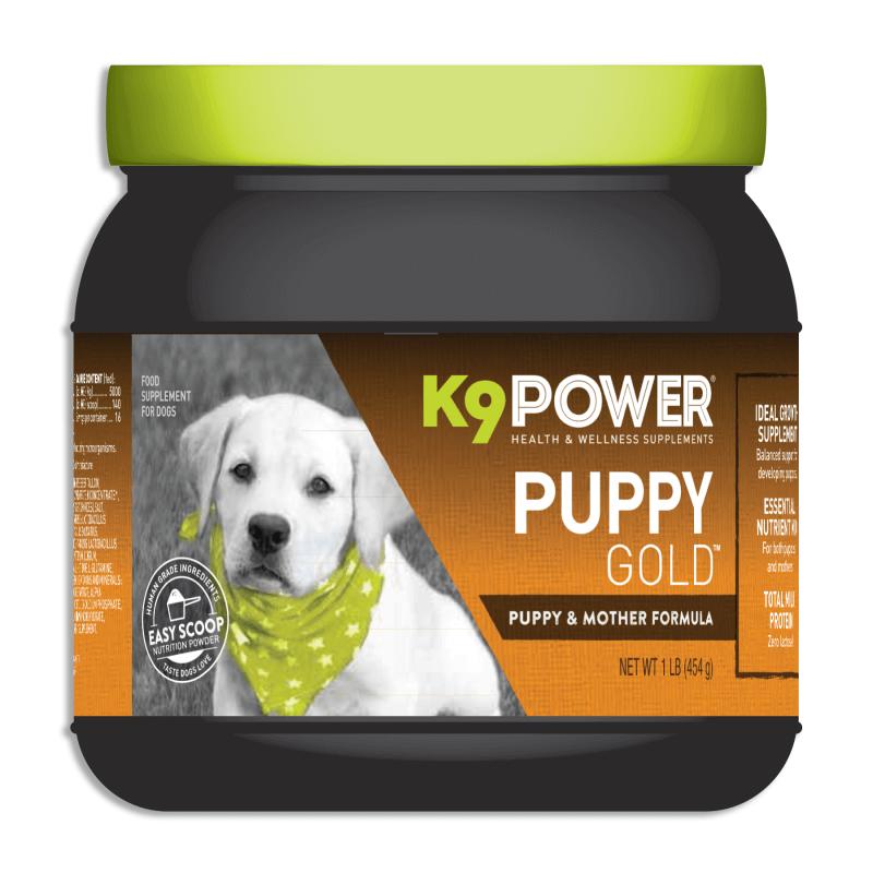 K9 POWER Puppy Gold toidulisand kutsikatele