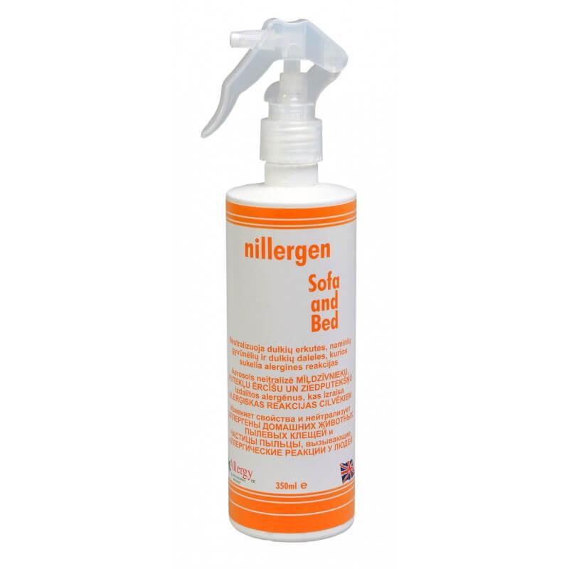 Nillergen Sofa and Bed allergiavastane vahend