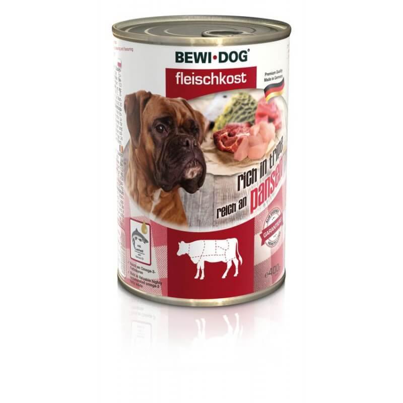Bewi Dog Beef loomalihaga konservid koertele
